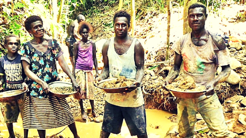 Unregulated alluvial mining in PNG | Loop PNG