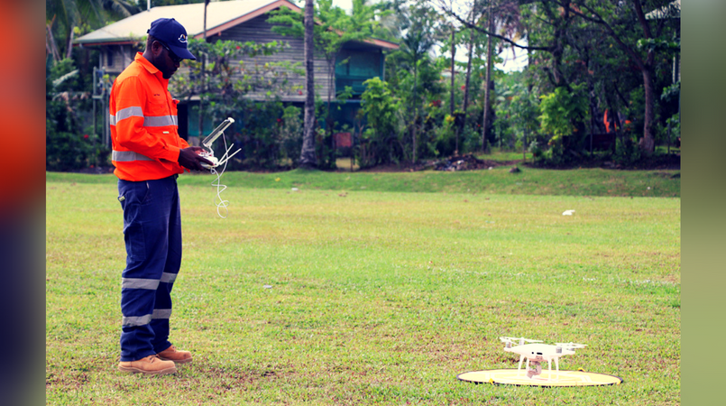 First PNGean to be a CASA-certified drone pilot   Loop PNG