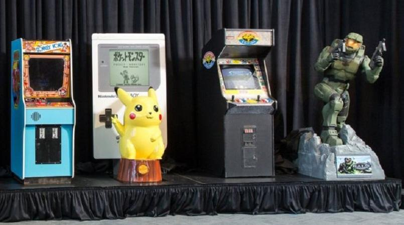 Image result for world video game hall of fame