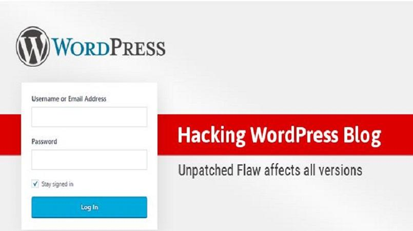 Unpatched WordPress flaw could allow hackers to reset Admin password