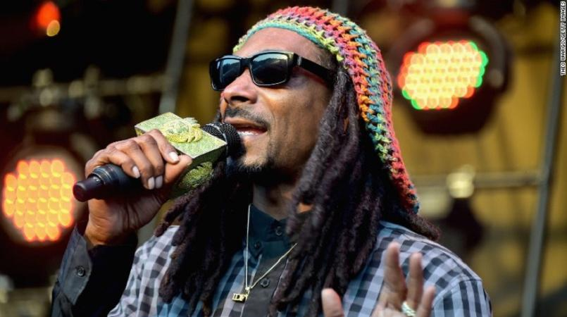 Snoop Dogg and more celebrities celebrate marijuana
