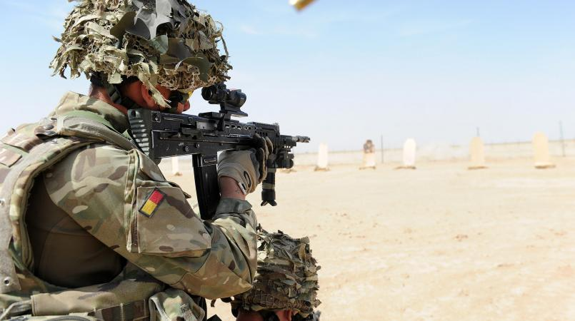 Commonwealth citizens can now apply to join British Army