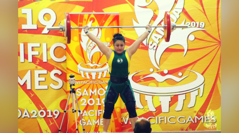 Aussie women's gold rush at weightlifting | Loop Vanuatu