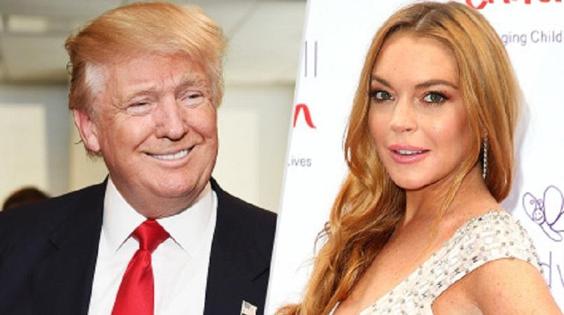 Lindsay lohan talks oral sex