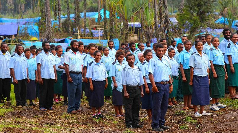 PJV supports SDA Youth Congress | Loop PNG