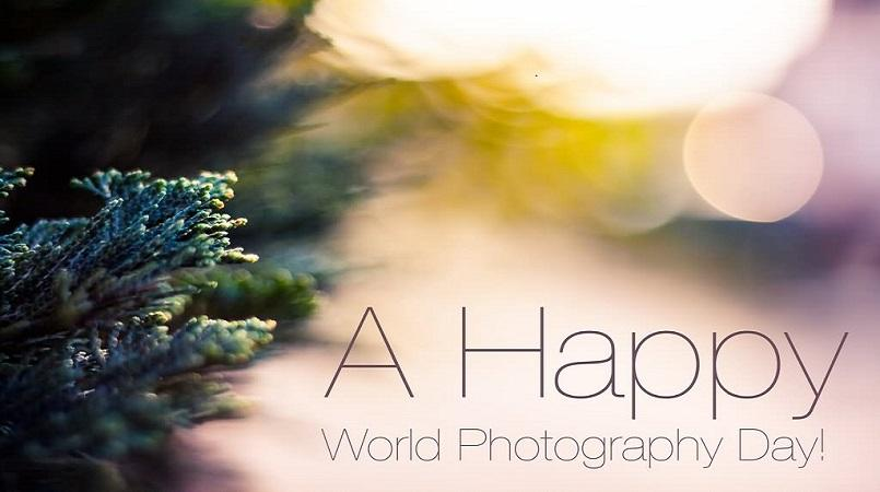 August 19th Is World Photo Day Loop Png