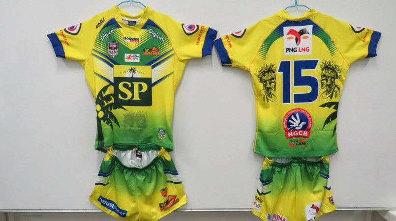 2d349f642c5 Specially designed jerseys for country week match   Loop PNG