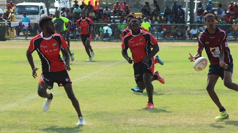 Capital Rugby Union comp to complete last games this weekend
