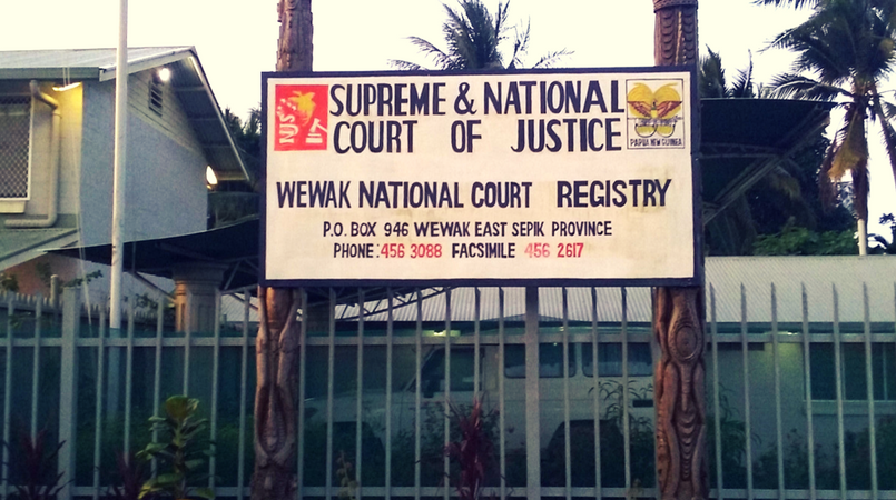 Bench warrant execution still a challenge | Loop PNG