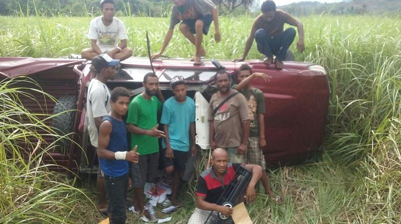 Two die in road accident in Central | Loop PNG