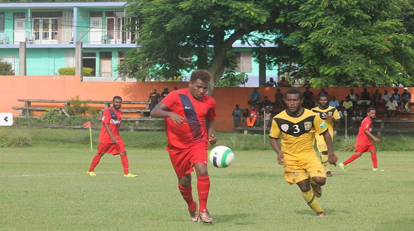 Erakor thumps Amicale, tops round one | Loop Vanuatu