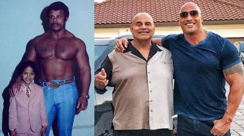 Dwayne The Rock Johnson S Father Passes Away Loop Tonga