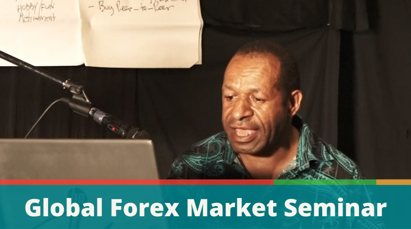 Global Forex Market Seminar   Loop PNG
