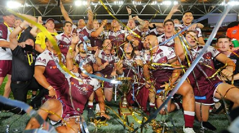 Cullen sparks Burleigh to Intrust Super Cup title | Loop PNG