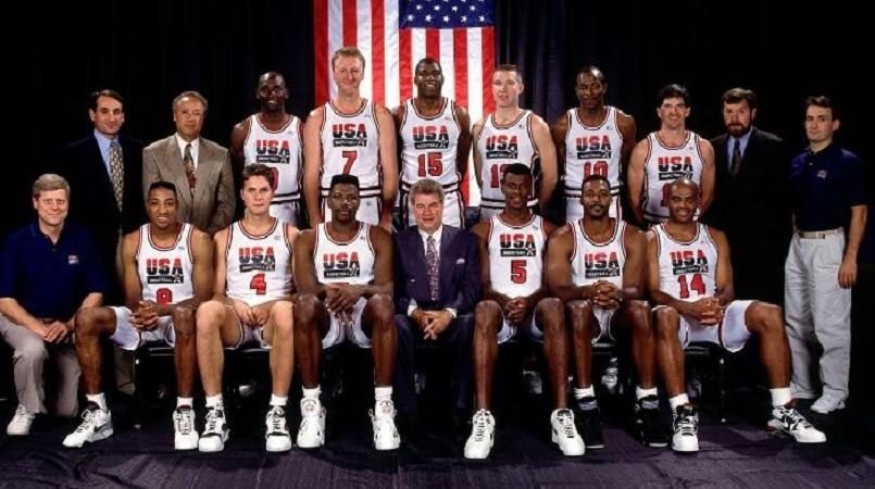 Dream Team: USA Olympic line-ups ranked, from Michael ...