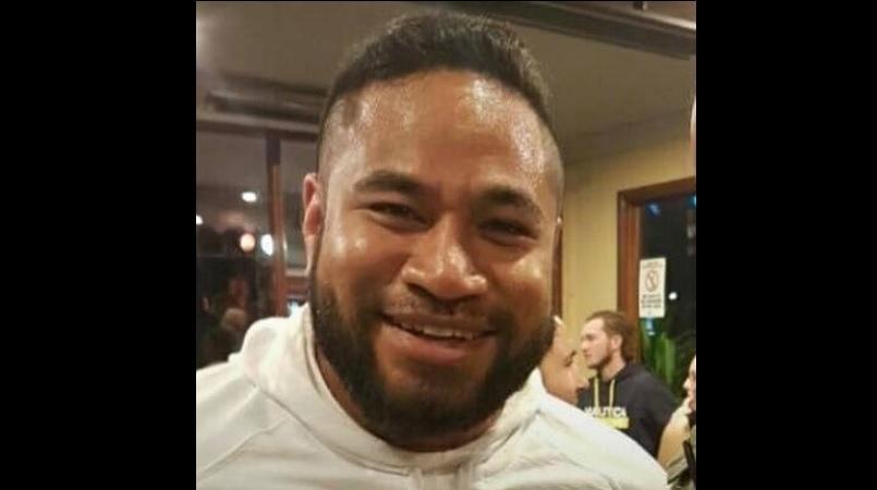 Tongan man