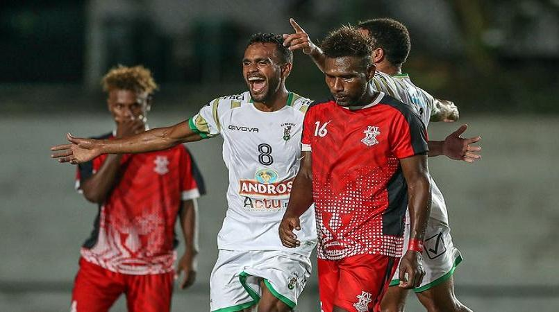 OFC Champions League cancelled due to Covid | Loop Nauru