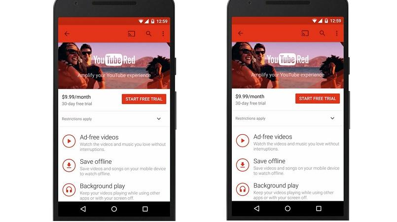 YouTube Red steps up its bid to be the new Netflix | Loop PNG