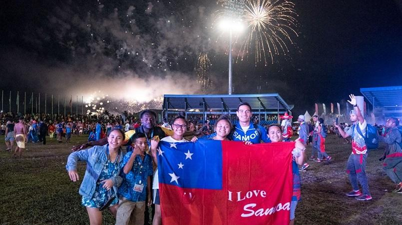 Samoa 2019 Pacific Games comes to a close | Loop PNG