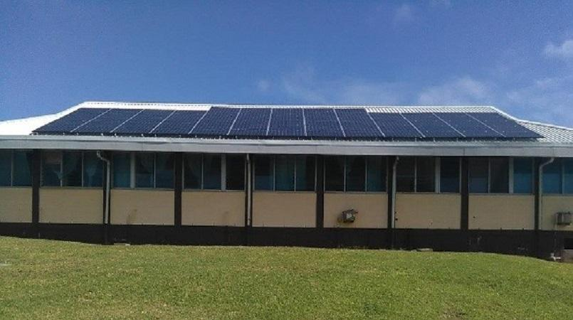 Rooftop Solar Panels To Help Save On Power Bills Loop Tonga