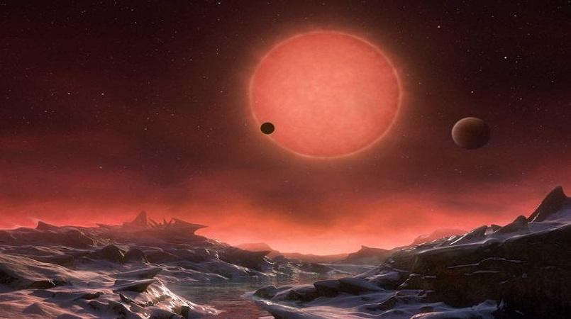 3 planets discovered orbiting nearby cool small star 'best ...