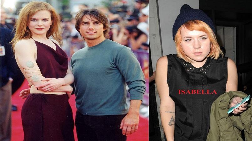 Tom Crusie Wedding.Tom Cruise Paid For Daughter S Secret Wedding Loop Png