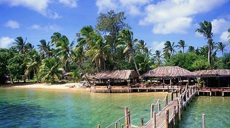 Nine villages in Tongatapu receive solar powered water pumps | Loop Tonga