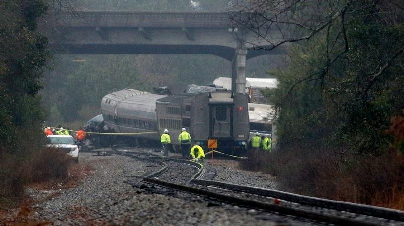 Two dead, hundreds injured after US trains collide | Loop Nauru