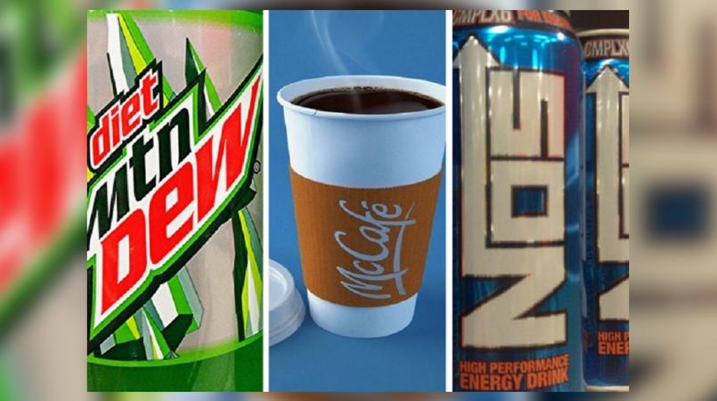 Teen dies from too much caffeine   Loop PNG