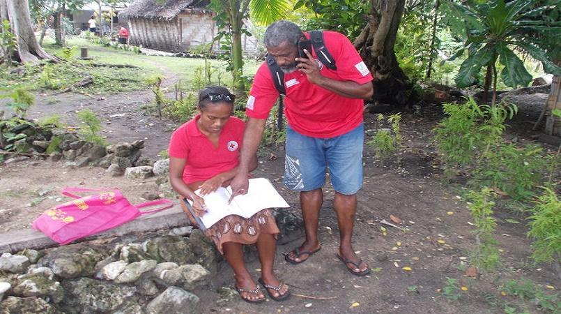 Vanuatu Red Cross trains volunteers to help in fight against