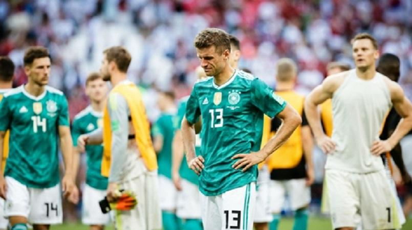 World Cup stats make grim reading for eliminated Germany