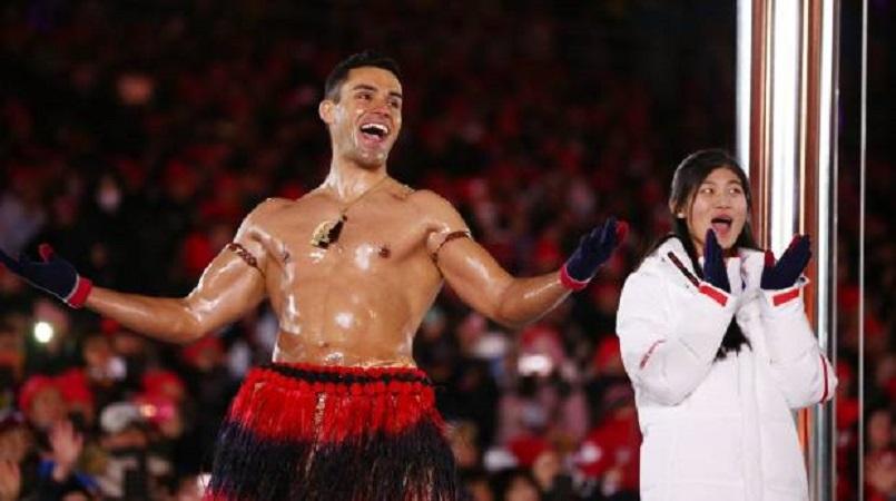 Olympics: Tongan flag-bearer Pita Taufatofua sets sights